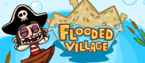 Flooded Village banner