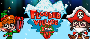 Flooded Village - Xmas Eve banner