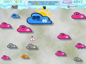 Cloud Wars Sunny Day screenshot